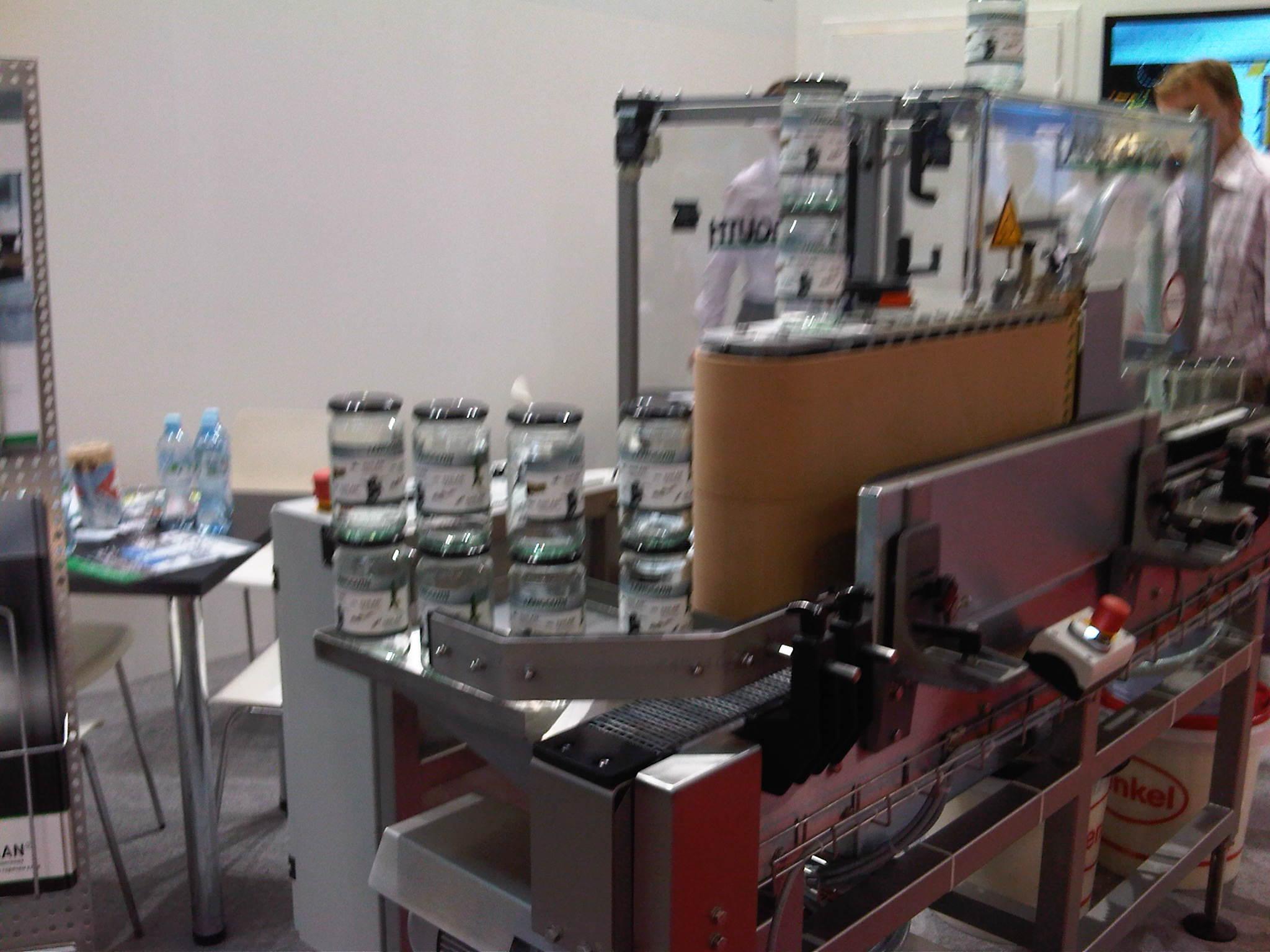 Оборудование для розлива молока и жидких молочных